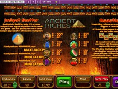 Ancient Riches jocuri aparate aparate77.com OpenBet 2/5