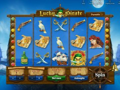 Lucky Pirate jocuri aparate aparate77.com Viaden Gaming 1/5