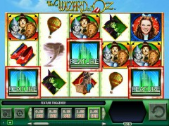 The Wizard of Oz - William Hill Interactive