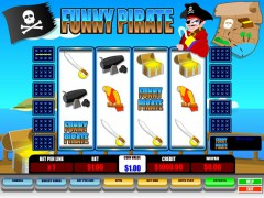 Funny Pirate - Leander Games