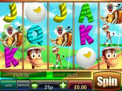 Golf n Monkeys jocuri aparate aparate77.com MultiSlot 1/5