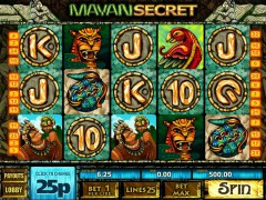 Mayan Secret - MultiSlot
