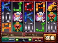 Construction Cash - MultiSlot