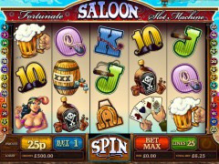 Fortunate Saloon - MultiSlot