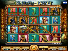 Crown Of Egypt jocuri aparate aparate77.com IGT Interactive 4/5