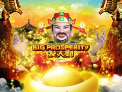 Big Prosperity - Spadegaming