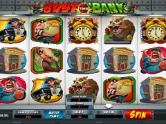 Bust the Bank jocuri aparate aparate77.com Microgaming 1/5
