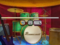 Drummer World - Wirex Games