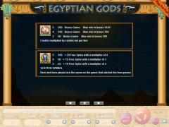 Egyptian Gods jocuri aparate aparate77.com Wirex Games 2/5