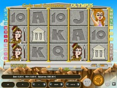 Gods And Goddesses Of Olympus - Wirex Games