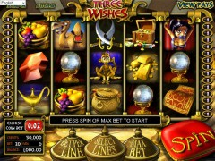 Three Wishes jocuri aparate aparate77.com Betsoft 1/5