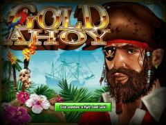 Gold Ahoy - Microgaming