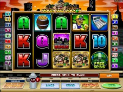 Money Mad Monkey jocuri aparate aparate77.com Microgaming 1/5