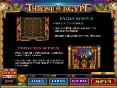 Throne Of Egypt jocuri aparate aparate77.com Microgaming 5/5