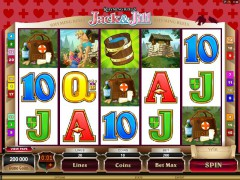 Rhyming Reels-Jack And Jill - Microgaming