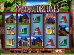 Piggy Fortunes - Microgaming