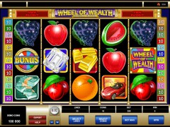 Wheel Of Wealth Special Edition - Microgaming