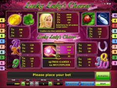 Lucky ladys charm deluxe jocuri aparate aparate77.com Greentube 2/5