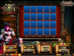 Pirate Of Face The Ace 4 Lines - Spadegaming