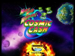 Money Mad Martians! Cosmic Cash - Barcrest