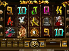 Shaolin Spin - iSoftBet