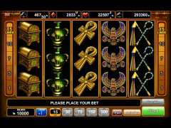 Rise of Ra jocuri aparate aparate77.com Euro Games Technology 1/5