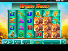 Raging Rhino - William Hill Interactive