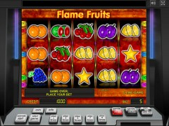 Flame Fruits jocuri aparate aparate77.com Greentube 1/5