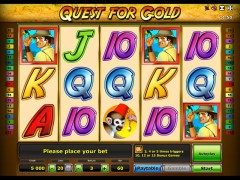 Quest for Gold jocuri aparate aparate77.com Gaminator 1/5