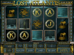 Lost Atlantis - iSoftBet