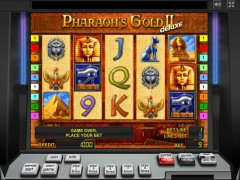 Pharaoh's Gold 2 Deluxe - Greentube