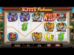 Kitty Cabana - Microgaming