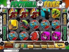 Football Fever - Saucify