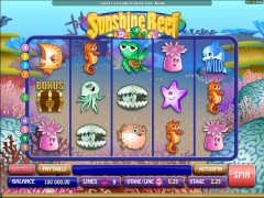 Sunshine Reef - Quickfire