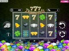 777 Diamonds jocuri aparate aparate77.com MrSlotty 1/5