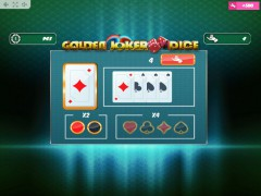 Golden Joker Dice jocuri aparate aparate77.com MrSlotty 3/5
