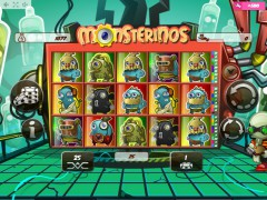 Monsterinos jocuri aparate aparate77.com MrSlotty 1/5