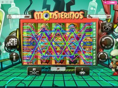 Monsterinos jocuri aparate aparate77.com MrSlotty 4/5