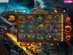 Super Dragons Fire jocuri aparate aparate77.com MrSlotty 4/5
