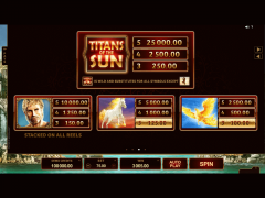 Titans of the Sun Hyperion jocuri aparate aparate77.com Microgaming 4/5