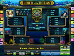 Lord of the Ocean jocuri aparate aparate77.com Novomatic 2/5