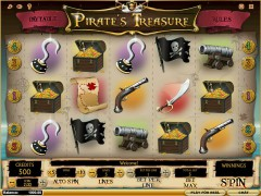 Pirate's Treasure - iSoftBet